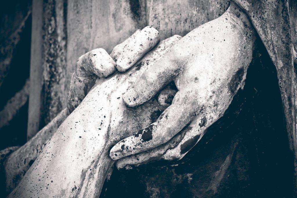 cemetery, grave, tombstone